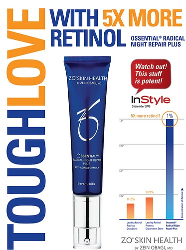 highest retinol content over the counter