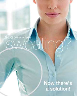 Hyperhidrosis - Treatment for Sweating